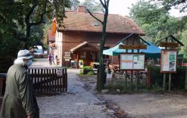 Na zdjęciu: Leśna Szkoła na Barbarce