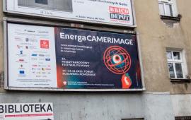Billboard informujący o festiwalu EnergaCamerimage