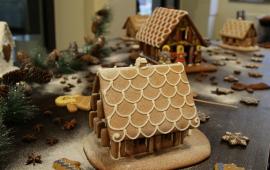 piernikowe chatki