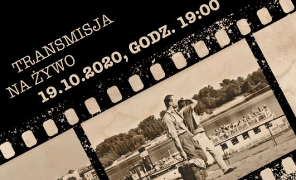 "Na zdjęciu: grafika promująca jubileusz filmu ""Rejs"""