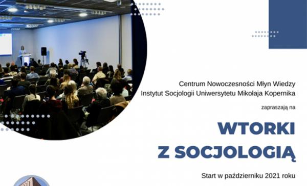 baner Wtorków z socjologią