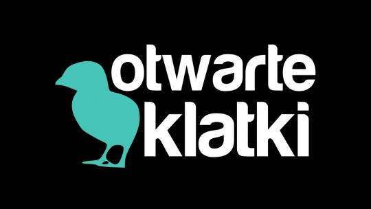 logo stowarzyszenia Otwarte Klatki