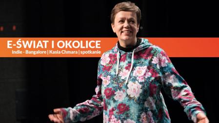 Na zdjęciu Katarzyna Chmara, fot. Darek Gackowski
