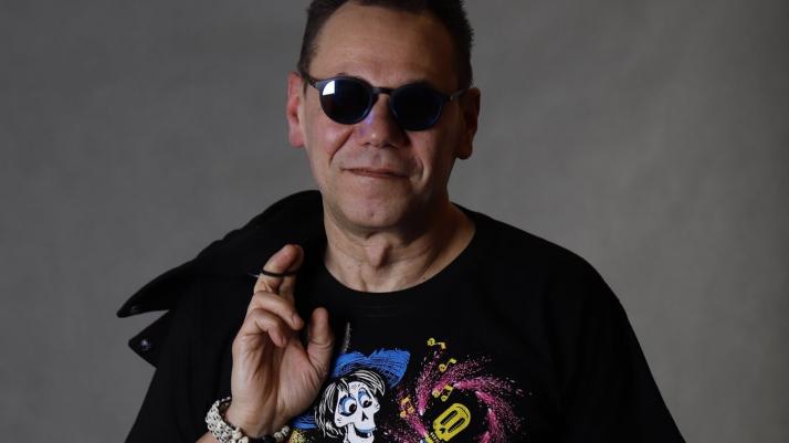 na zdjęciu Jacek Bryndal - Atrakcyjny Kazimierz