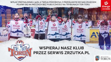 Zdjęcie drużyny horejowej KH Energa Toruń