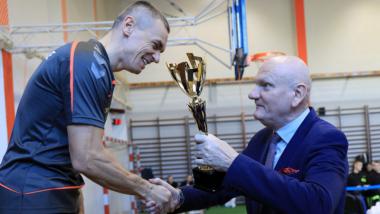 XVII Halowe Mistrzostwa Polski w Dwuboju Pożarniczym