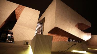 budynek CKK Jordanki