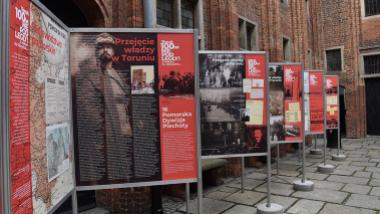 Zdjęcie z wystawy,fot. Hubert Smolarek