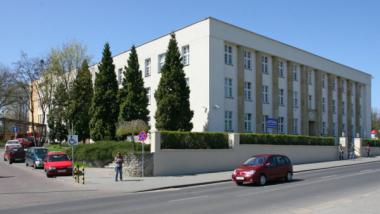 budynek MPS przy ul. Uniwersyteckiej