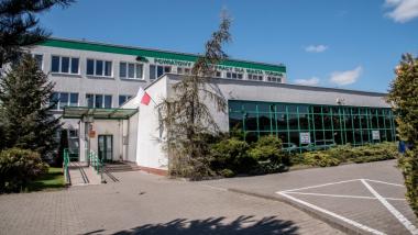 Na zdjęciu budynek Powiatowego Urzędu Pracy dla Miasta Torunia