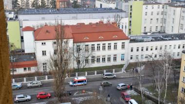 Budynek Spechjalistycznego Szpitala Miejskiego w Toruniu